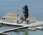 Monastery, Corfu, Greece