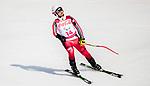 Kirk Schornstein, PyeongChang 2018 - Para Alpine Skiing // Ski para-alpin.<br /> Kirk Schornstein skis in the men's standing downhill // Kirk Schornstein skis en descente debout masculin. 10/03/2018.