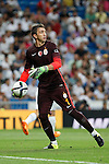 Galatasaray´s Fernando Muslera during Santiago Bernabeu Trophy match at Santiago Bernabeu stadium in Madrid, Spain. August 18, 2015. (ALTERPHOTOS/Victor Blanco)