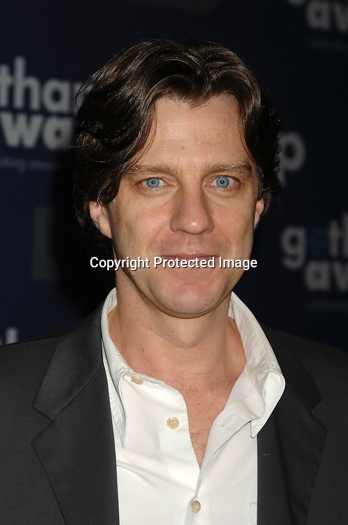 James Marsh, Director of The King..arriving at The 16th annual Gotham Awards on ..November 29, 2006 at Pier Sixty. ..Robin Platzer, Twin Images
