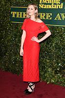 arriving for the 2017 Evening Standard Theatre Awards at the Theatre Royal Drury Lane, London<br /> <br /> <br /> ©Ash Knotek  D3355  03/12/2017