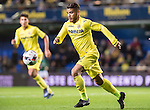 Jonathan Dos Santos of Villarreal CF in action during their Copa del Rey 2016-17 match between Villarreal CF and CD Toledo at the Estadio El Madrigal on 20 December 2016 in Villarreal, Spain. Photo by Maria Jose Segovia Carmona / Power Sport Images