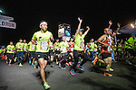 Runners compete during the Wings for Life World Run on 08 May, 2016 in Yilan, Taiwan. Photo by Yo Young / Power Sport Images