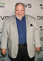 """LOS ANGELES - MARCH 2: Stephen McKinley attends the premiere of the new FX limited series """"Devs"""" at ArcLight Cinemas on March 2, 2020 in Los Angeles, California. (Photo by Frank Micelotta/FX Networks/PictureGroup)"""