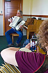 Port Townsend, Fort Worden, Centrum, Choro musicians, Jovino Santos Neto, piano, accordion, Choro Workshop, Brazilian music, Thursday, Olympic Peninsula, Washington State, music, music festivals,