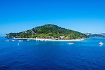 Castaway Island Resort on the the island of Qalito in Fiji