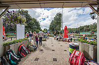 Hilversum, Netherlands, August 8, 2016, National Junior Championships, NJK, <br /> Photo: Tennisimages/Henk Koster