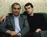 Ростислав Янковский и Владимир Янковский