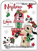 Jonny, CHRISTMAS ANIMALS, WEIHNACHTEN TIERE, NAVIDAD ANIMALES, paintings+++++,GBJJXF018,#XA#