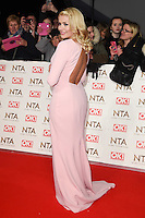 Holly Willoughby<br /> at the National TV Awards 2017 held at the O2 Arena, Greenwich, London.<br /> <br /> <br /> ©Ash Knotek  D3221  25/01/2017
