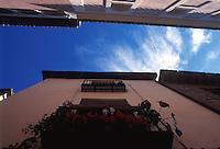 TOLEDO- ESPAÑA- 27-06-2005. Arquitectura Toledo, España. Toledo's architecture, Spain. (Photo: VizzorImage).......