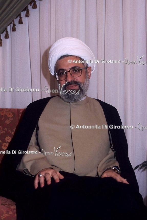 Sheikh Naim Qassem Kassem, Hezbollah ....