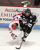 Bobo Carpenter (BU - 14), Anthony Florentino (PC - 16) - The Boston University Terriers tied the visiting Providence College Friars 2-2 on Saturday, December 3, 2016, at Agganis Arena in Boston, Massachusetts.