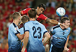 SYDNEY FC (AUS) vs GUANGZHOU EVERGRANDE (CHN) during the 2016 AFC Champions League Group G Match Day 2 match on 02 March 2016 at the Sydney Football Stadium in Sydney, Australia. Photo by Stringer / Lagardere Sports