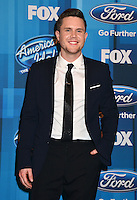Trent Harmon @ the American Idol Farewell Season finale held @ the Dolby Theatre.<br /> April 7, 2016