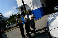 Tension Before the Election - Haiti 2005/6