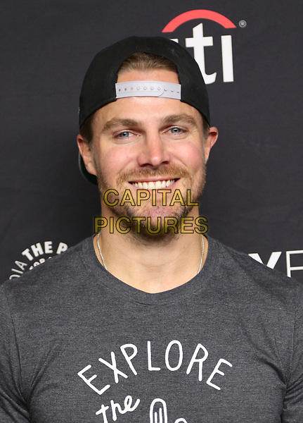 HOLLYWOOD, CA - March 18: Stephen Amell, At The Paley Center For Media's 34th Annual PaleyFest Los Angeles - The CW At Dolby Theatre In California on March 18, 2017. <br /> CAP/MPI/FS<br /> ©FS/MPI/Capital Pictures