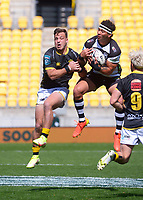 210926 Bunnings NPC Rugby - Wellington Lions v Hawkes Bay Magpies