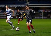 17th February 2021; The Kiyan Prince Foundation Stadium, London, England; English Football League Championship Football, Queen Park Rangers versus Brentford; Sergi Canos of Brentford