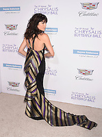 BRENTWOOD, CA - JUNE 11: Actress Selma Blair arrives at the 15th Annual Chrysalis Butterfly Ball at a private residence on June 11, 2016 in Brentwood, California.