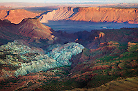 West of Dolores Point, Utah