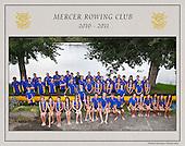 110216 Mercer Rowing Club team photos 2010/2011
