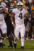 Penn State running back Ricky Slade. The Penn State Nittany Lions defeated the Pitt Panthers 51-6 on September 08, 2018 at Heinz Field in Pittsburgh, Pennsylvania.