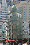 COLUMBUS TOWER FLATIRON BUILDING