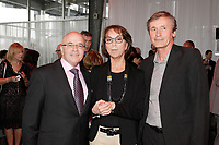 September 18, 2012 - Montreal (Qc) CANADA - Jacques Bouchard Fondation 5th benefit event at scena in Old-Port - <br />  <br /> FRENCH CAPTION BELOW : La Fondation Jacques-Bouchard lance sa 5e campagne de financement -