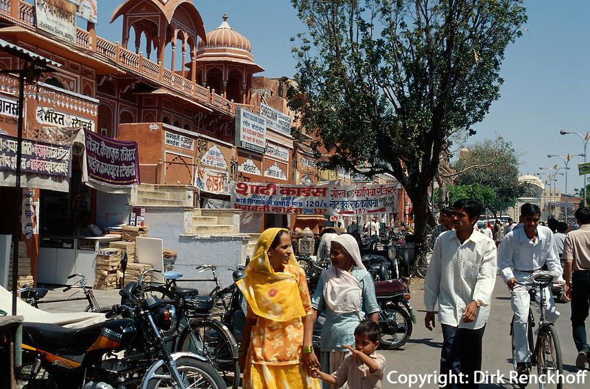 Indien, Jaipur (Rajasthan)