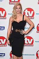 Gemma Atkinson<br /> at the TV Choice Awards 2018, Dorchester Hotel, London<br /> <br /> ©Ash Knotek  D3428  10/09/2018