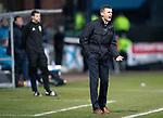 Dundee v St Johnstone…29.12.18…   Dens Park    SPFL<br />Jim McIntyre screams at his players<br />Picture by Graeme Hart. <br />Copyright Perthshire Picture Agency<br />Tel: 01738 623350  Mobile: 07990 594431