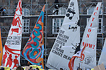 The Sails of the Global Campaign for Climate Action.