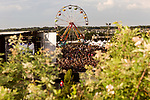May 6, 2016. Concord, North Carolina. <br />  The 2016 Carolina Rebellion was held over May 6-8 next to the Charlotte Motor Speedway and featured over 50 bands including headliners Lynyrd Skynyrd, The Scorpions, Five Finger Death Punch, Disturbed, and Rob Zombie.