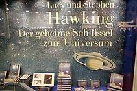 Neues Buch von Stephen Hawking