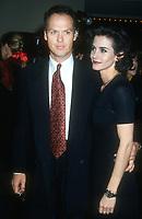 Michael Keaton Courtney Cox<br /> 1994<br /> Photo By Michael Ferguson/CelebrityArchaeology.com