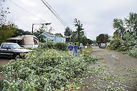 Unconfirmed Tornado Ripped Through The Plains, Ohio on Thursday, Sept. 16, 2010