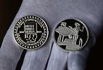 Sesquicentennial Medallions - 3rd design