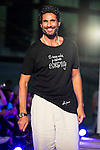Oscar Higares during the fashion show By Nerea Garmendia of his 2nd Anniversay at COAM in Madrid. June 06. 2016. (ALTERPHOTOS/Borja B.Hojas)