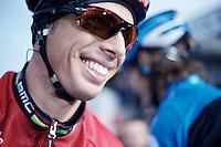 Paris-Roubaix 2012 ..Allesandro Ballan at the start