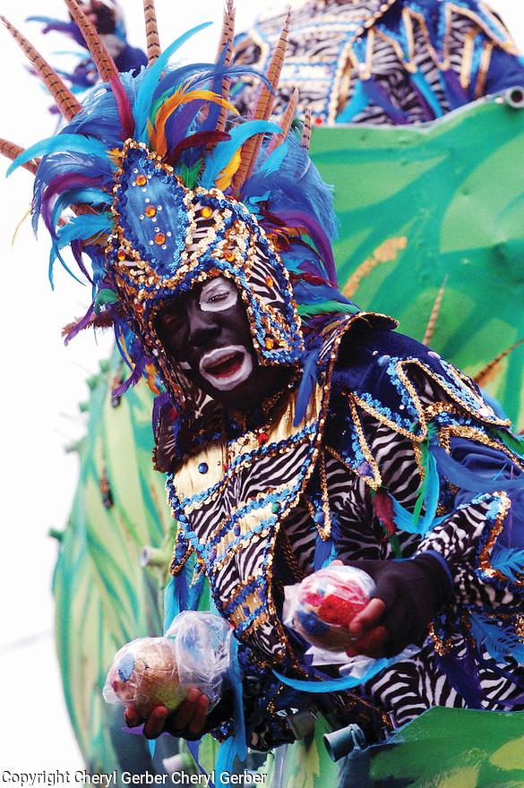 Zulu rider, 2003