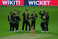 210305 International Men's T20 Cricket - NZ Black Caps v Australia