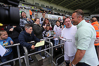 Pictured: Sunday 31 May 2015<br />