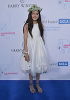 Angelina Jordan @ the 4th annual Kaleidoscope ball held @ 3LABS.<br /> May 21, 2016