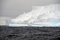 Ogre Ice - Iceburg in the Southern Ocean.