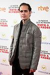 """A guest attends to the premiere of the spanish film """"La noche que mi madre mato a mi padre"""" at Palacio de la Prensa in Madrid. April 27, 2016. (ALTERPHOTOS/Borja B.Hojas)"""