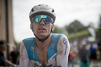Zak Dempster (AUS/Israel Cycling Academy) post-finish<br /> <br /> Dwars door het Hageland 2019 (1.1)<br /> 1 day race from Aarschot to Diest (BEL/204km)<br /> <br /> ©kramon