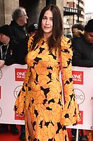 Lisa Snowdon<br /> arriving for theTRIC Awards 2020 at the Grosvenor House Hotel, London.<br /> <br /> ©Ash Knotek  D3561 10/03/2020
