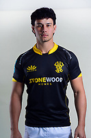 Caleb Delaney. 2021 Wellington Lions official rugby headshots at Rugby League Park in Wellington, New Zealand on Monday, 26 July 2021. Photo: Dave Lintott / lintottphoto.co.nz
