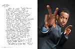 Marlon Wayans photographed for ART & SOUL